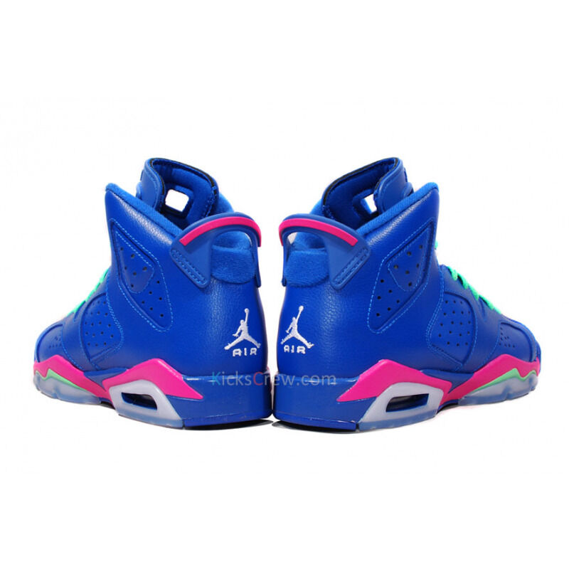 Air Jordan 6 Retro GG Game Royal 籃球鞋/運動鞋 (543390-439) 海外預訂