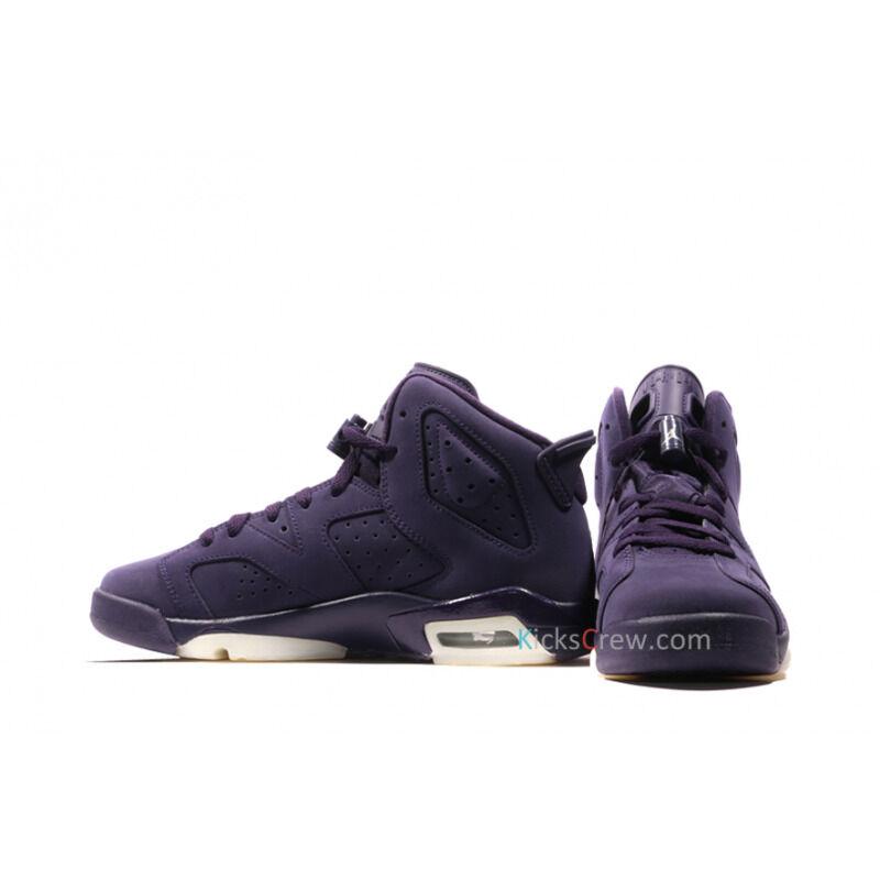 Air Jordan 6 Retro GS Purple Dynasty 籃球鞋/運動鞋 (543390-509) 海外預訂