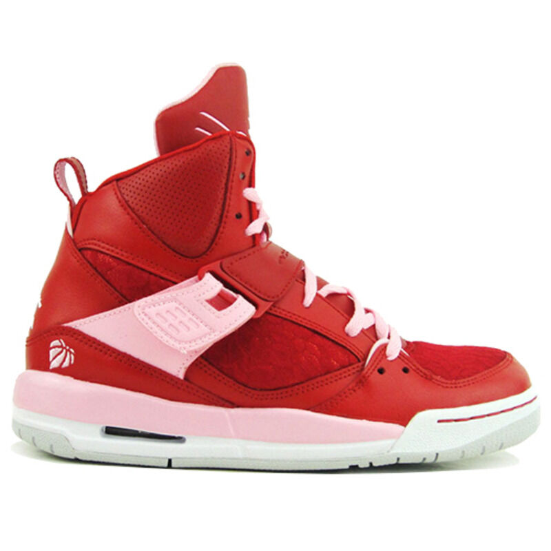 Air Jordan Flgiht 45 Hi Prem GS Gym Red 籃球鞋/運動鞋 (547769-605) 海外預訂