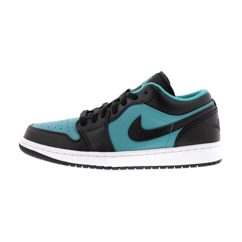 Air Jordan 1 Low Blue Black 籃球鞋/運動鞋 (553558-026) 海外預訂