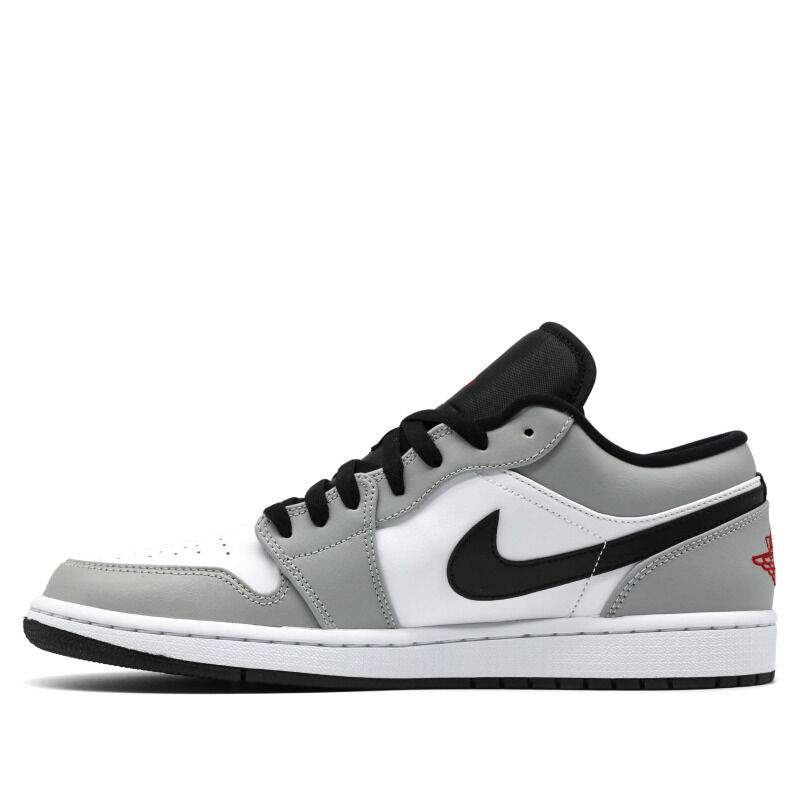 Air Jordan 1 Low Light Smoke Grey 籃球鞋/運動鞋 (553558-030) 海外預訂