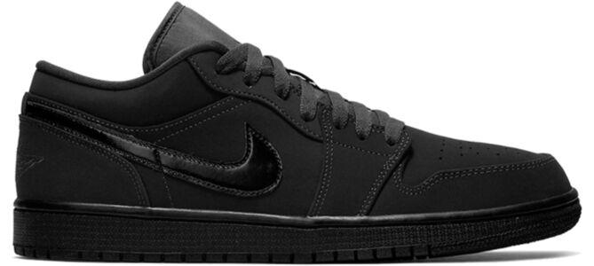 Air Jordan 1 Low 'Triple Black' Black/Black/Black 籃球鞋/運動鞋 (553558-056) 海外預訂