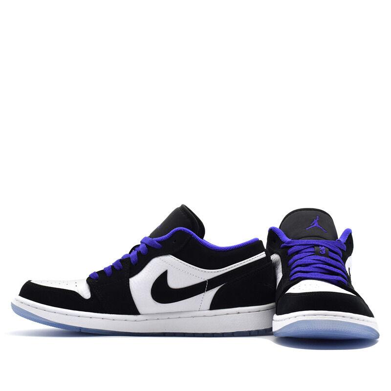 Air Jordan 1 Low Concord 籃球鞋/運動鞋 (553558-108) 海外預訂