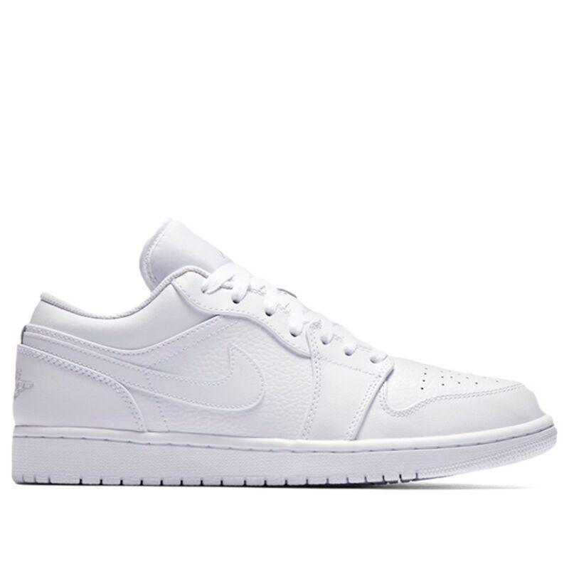 Air Jordan 1 Low White 籃球鞋/運動鞋 (553558-109) 海外預訂