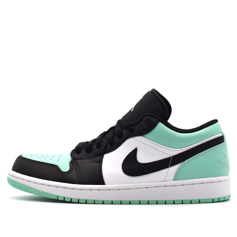 Air Jordan 1 Low Emerald Rise 籃球鞋/運動鞋 (553558-117) 海外預訂