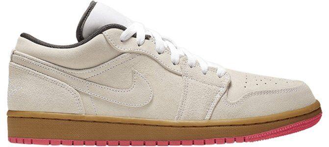 Air Jordan 1 Low White 籃球鞋/運動鞋 (553558-119) 海外預訂