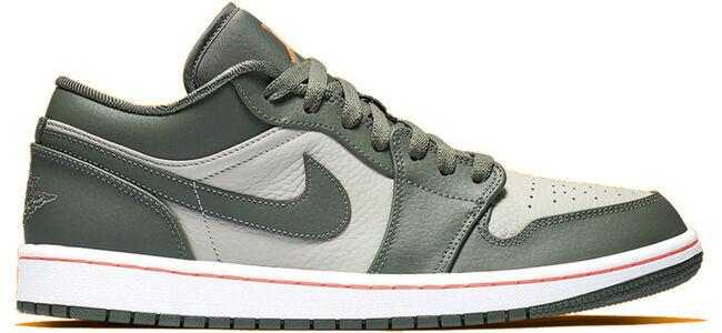 Air Jordan 1 Low Green 籃球鞋/運動鞋 (553558-121) 海外預訂