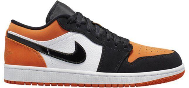 Air Jordan 1 Low Shattered Backboard 籃球鞋/運動鞋 (553558-128) 海外預訂