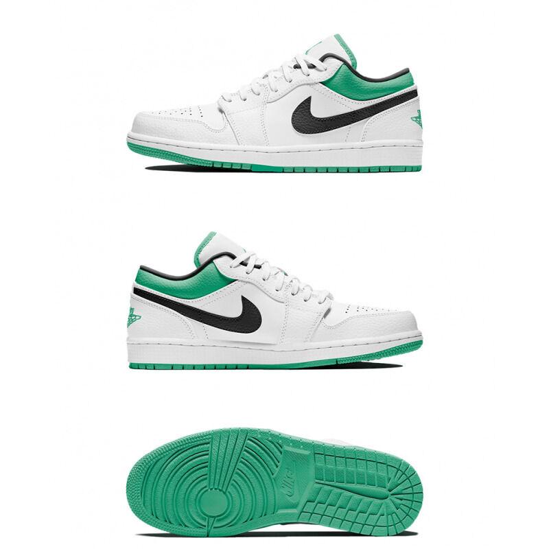 Air Jordan 1 Low 籃球鞋/運動鞋 (553558-129) 海外預訂