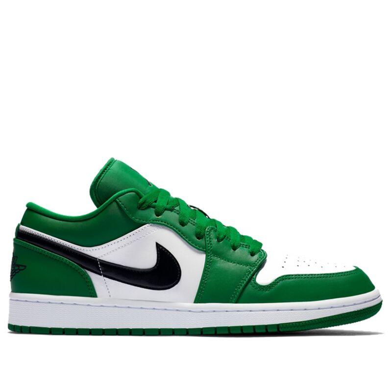 Air Jordan 1 Low Pine Green 籃球鞋/運動鞋 (553558-301) 海外預訂
