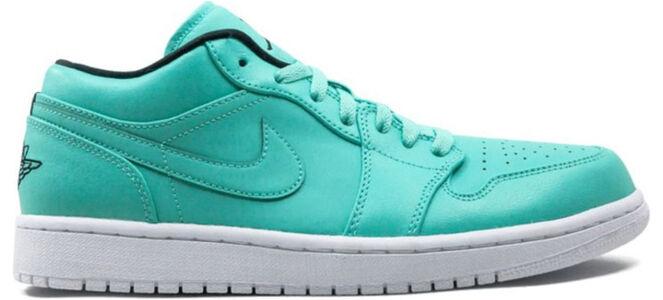 Air Jordan 1 Retro Low 'Hyper Turquoise' Hyper Turquoise/Black-White 籃球鞋/運動鞋 (553558-304) 海外預訂