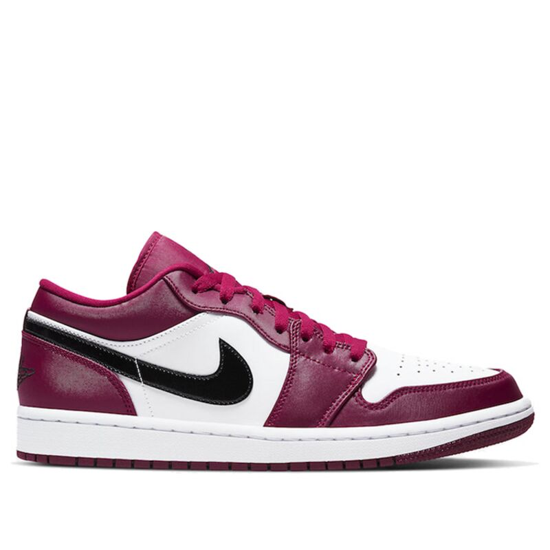 Air Jordan 1 Low 'Noble Red' 籃球鞋/運動鞋 (553558-604) 海外預訂