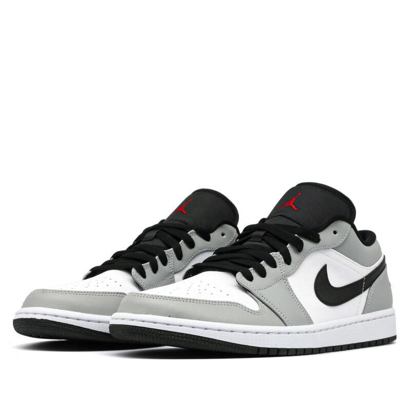 Air Jordan 1 Low GS Light Smoke Grey 籃球鞋/運動鞋 (553560-030) 海外預訂