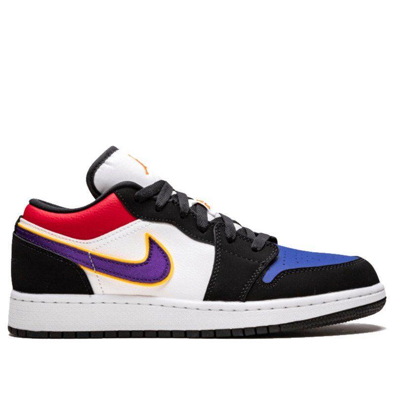 Air Jordan 1 Low GS Rivals 籃球鞋/運動鞋 (553560-051) 海外預訂