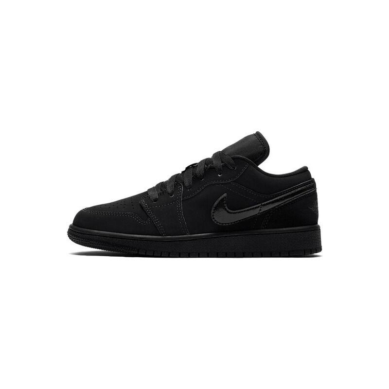 Air Jordan 1 Low (GS) Triple Black 籃球鞋/運動鞋 (553560-056) 海外預訂