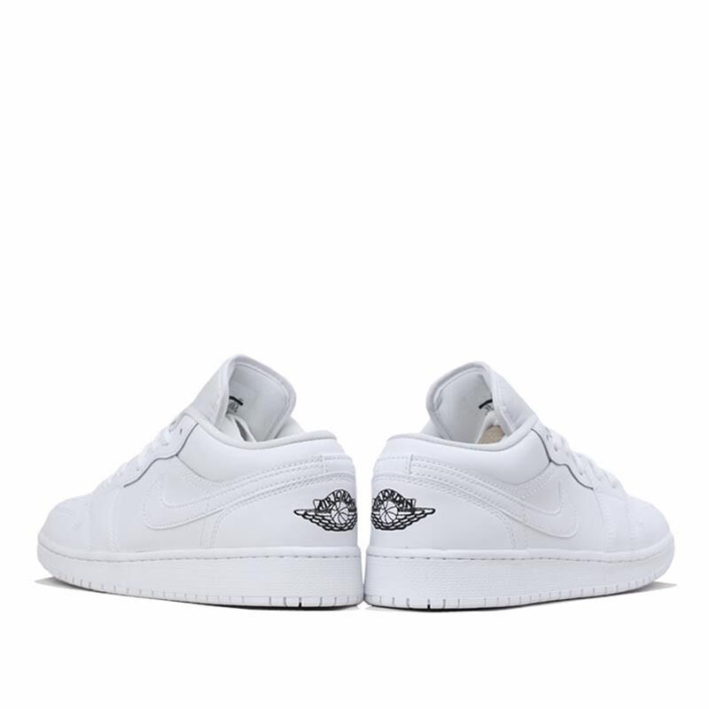 Air Jordan 1 Low BG White 籃球鞋/運動鞋 (553560-101) 海外預訂
