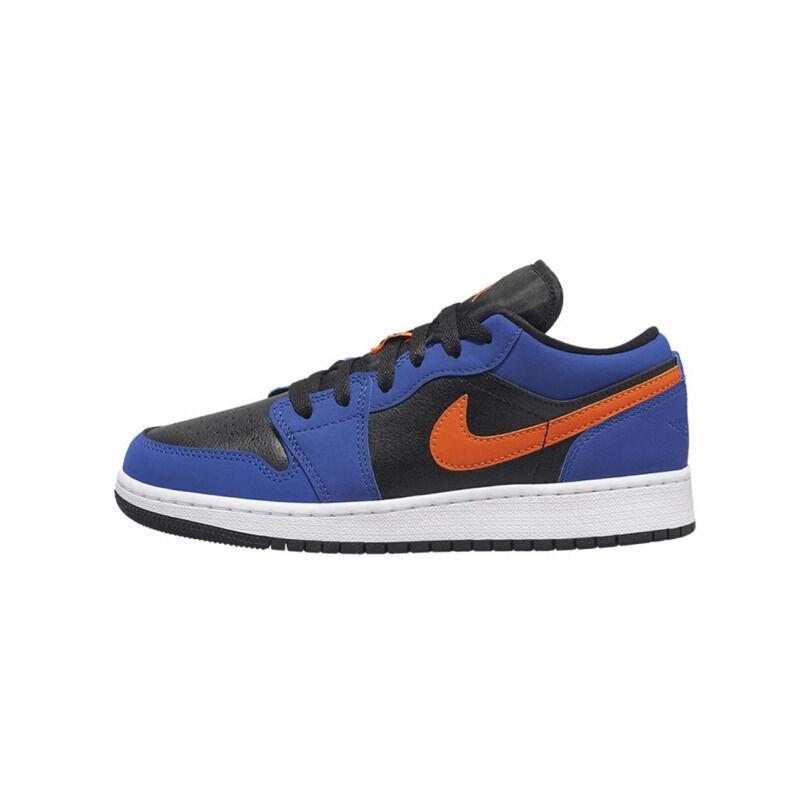 Air Jordan 1 Low'Rush Blue' GS Rush Blue/Brill 籃球鞋/運動鞋 (553560-480) 海外預訂