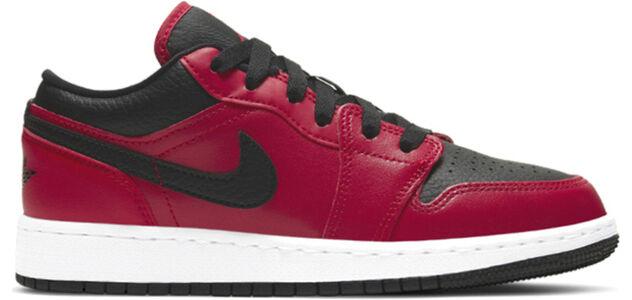Air Jordan 1 Low (GS) 籃球鞋/運動鞋 (553560-605) 海外預訂