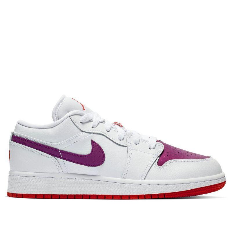Air Jordan 1 Low GS White Berry 籃球鞋/運動鞋 (554723-161) 海外預訂