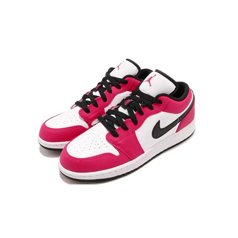 Air Jordan 1 Low GS 籃球鞋/運動鞋 (554723-600) 海外預訂