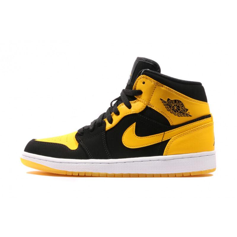 Air Jordan 1 Mid New Love 籃球鞋/運動鞋 (554724-035) 海外預訂