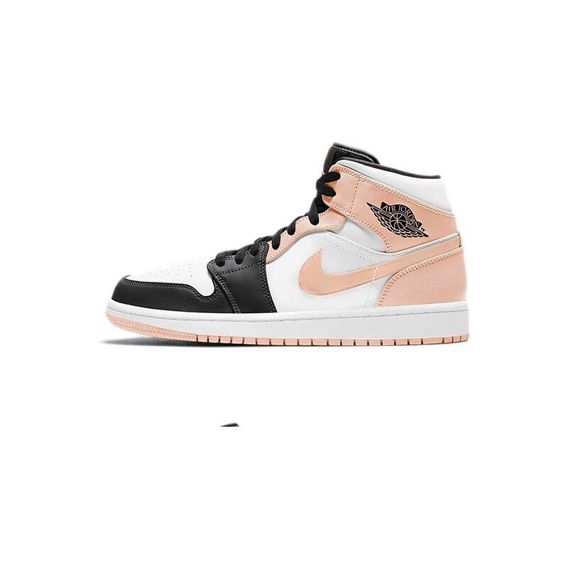 Air Jordan 1 Mid Crimson Tint 籃球鞋/運動鞋 (554724-133) 海外預訂
