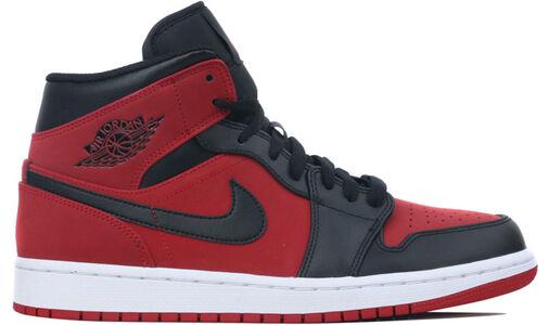 Air Jordan 1 Mid Gym Red 籃球鞋/運動鞋 (554724-610) 海外預訂