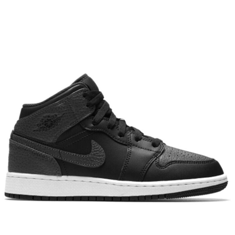 Air Jordan 1 Mid GS Navy 籃球鞋/運動鞋 (554725-412) 海外預訂