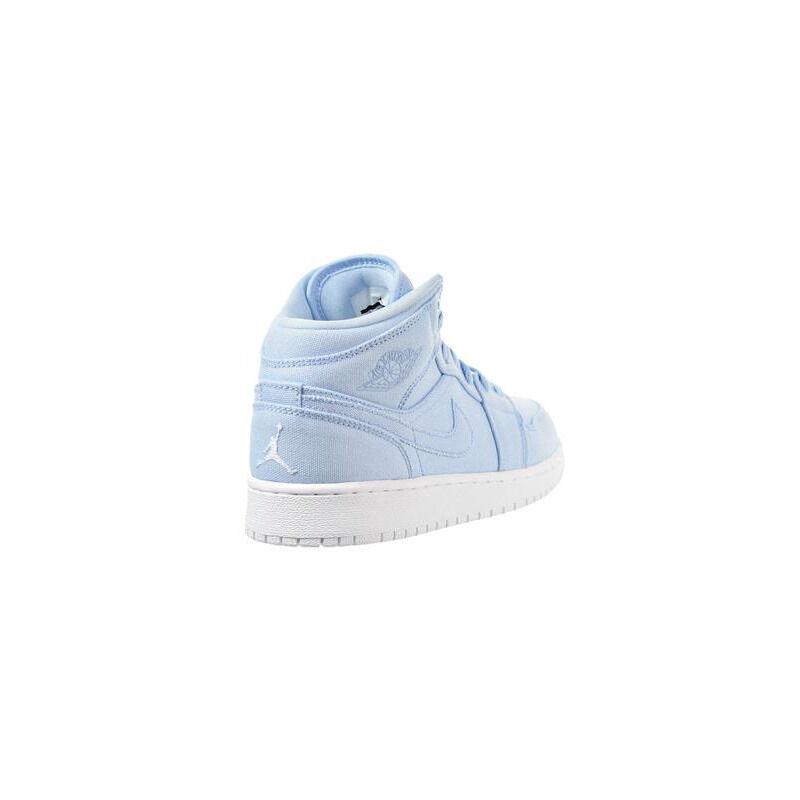 Air Jordan 1 Mid GS 籃球鞋/運動鞋 (554725-425) 海外預訂