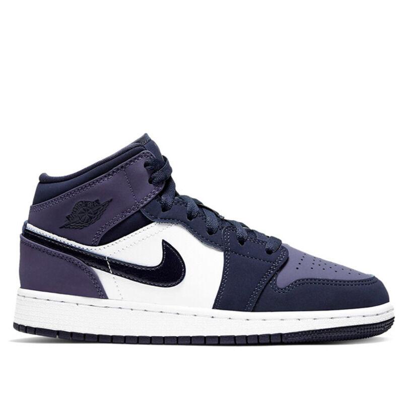 Air Jordan 1 Mid GS Sanded Purple 籃球鞋/運動鞋 (554725-445) 海外預訂
