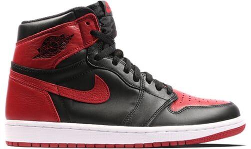 Air Jordan 1 Retro High OG Banned 籃球鞋/運動鞋 (555088-001) 海外預訂