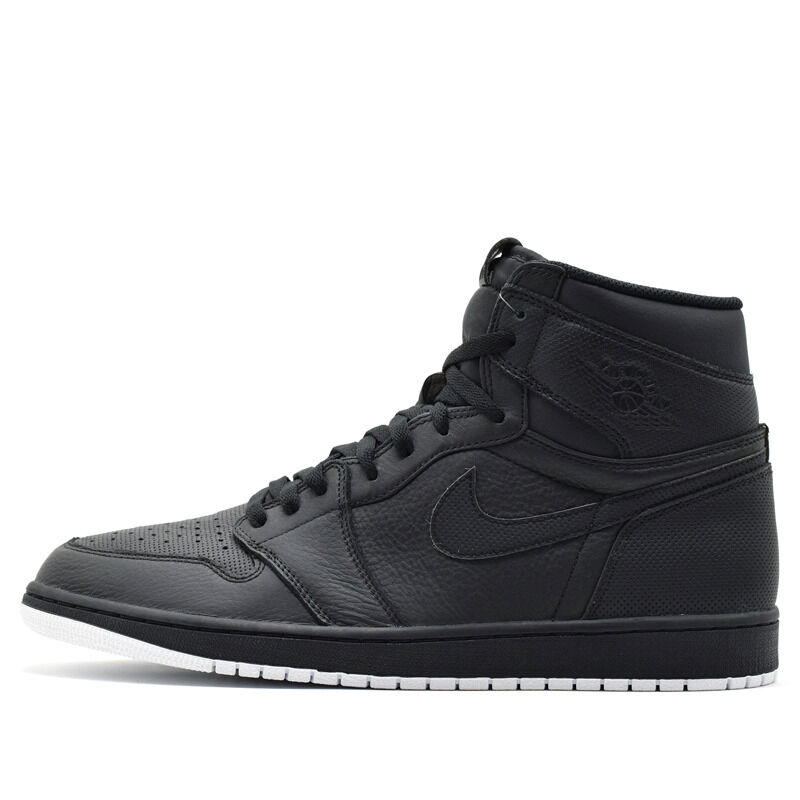 Air Jordan 1 Retro High OG Perforated Pack - Black 籃球鞋/運動鞋 (555088-002) 海外預訂
