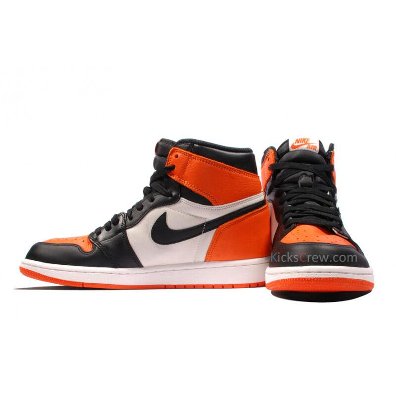 Air Jordan 1 Retro High OG Shattered Backboard 籃球鞋/運動鞋 (555088-005) 海外預訂