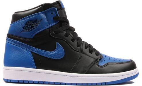 Air Jordan 1 Retro High OG Royal 籃球鞋/運動鞋 (555088-007) 海外預訂