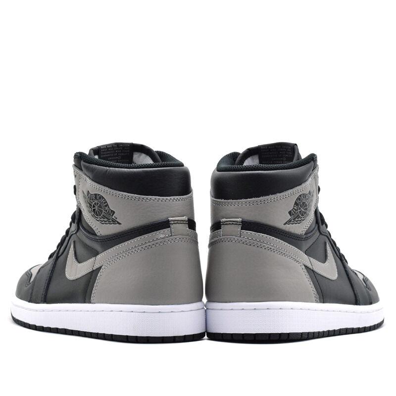 Air Jordan 1 Retro High OG Shadow 籃球鞋/運動鞋 (555088-013) 海外預訂