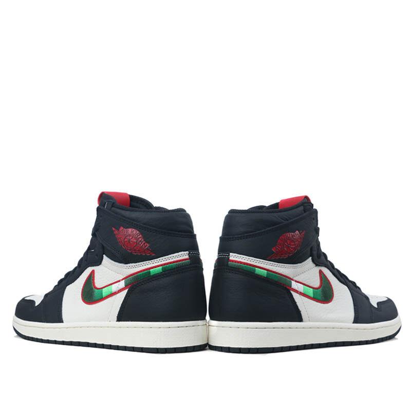 Air Jordan 1 Retro High OG Sports Illustrated 籃球鞋/運動鞋 (555088-015) 海外預訂