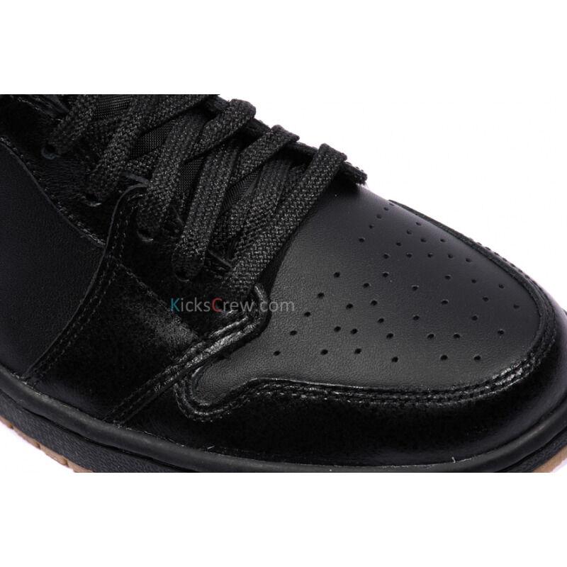 Air Jordan 1 High OG Black Gum 籃球鞋/運動鞋 (555088-020) 海外預訂
