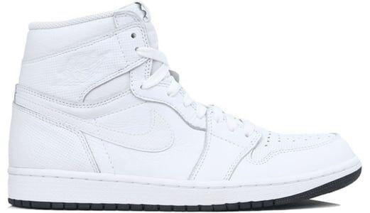 Air Jordan 1 Retro High OG Perforated Pack - White 籃球鞋/運動鞋 (555088-100) 海外預訂