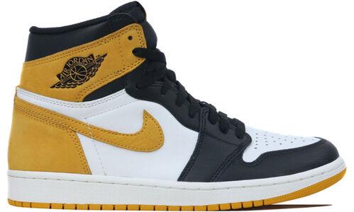 Air Jordan 1 Retro High OG Yellow Ochre 籃球鞋/運動鞋 (555088-109) 海外預訂