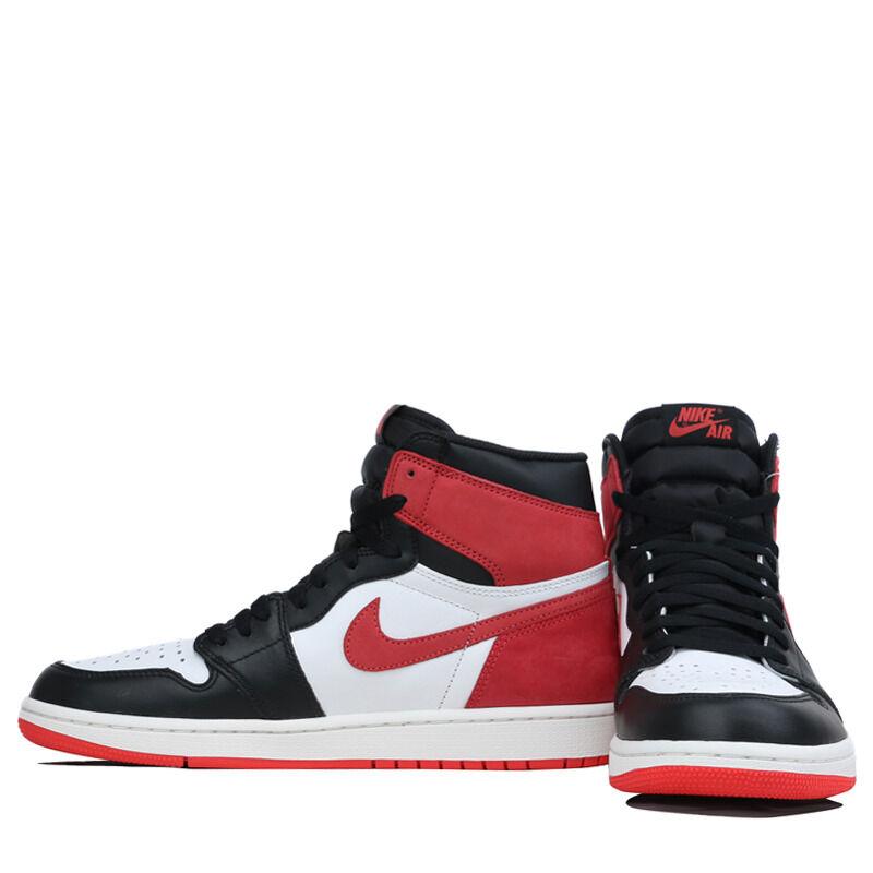 Air Jordan 1 Retro High OG Track Red 籃球鞋/運動鞋 (555088-112) 海外預訂