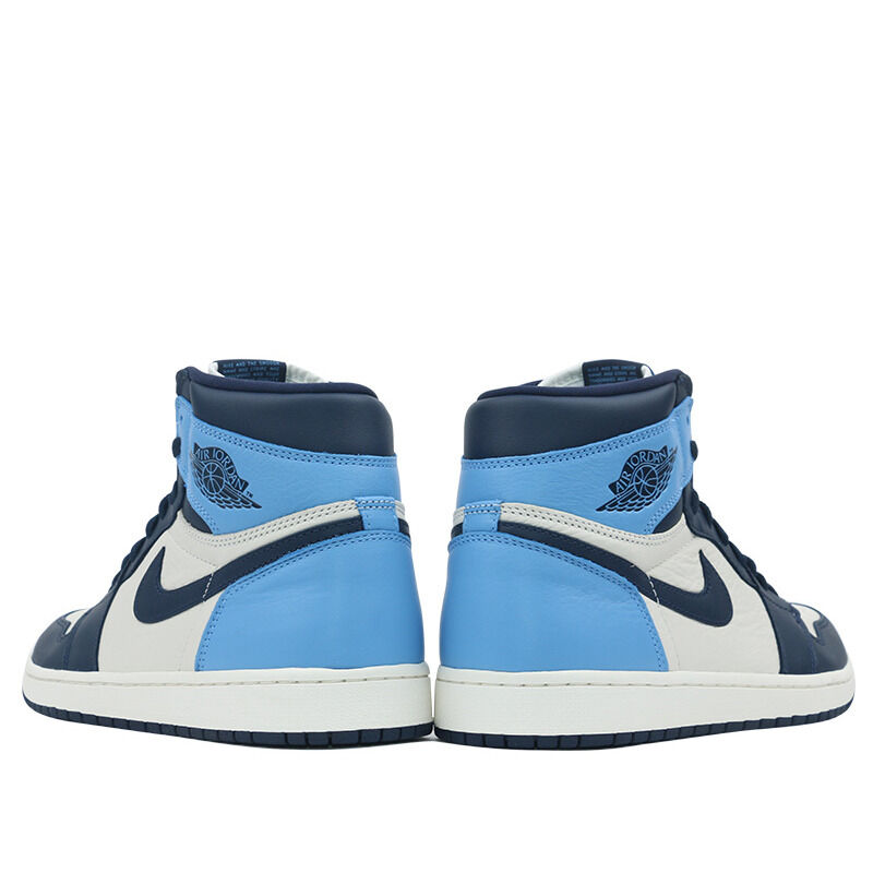 Air Jordan 1 Retro High OG UNC - Obsidian University Blue 籃球鞋/運動鞋 (555088-140) 海外預訂