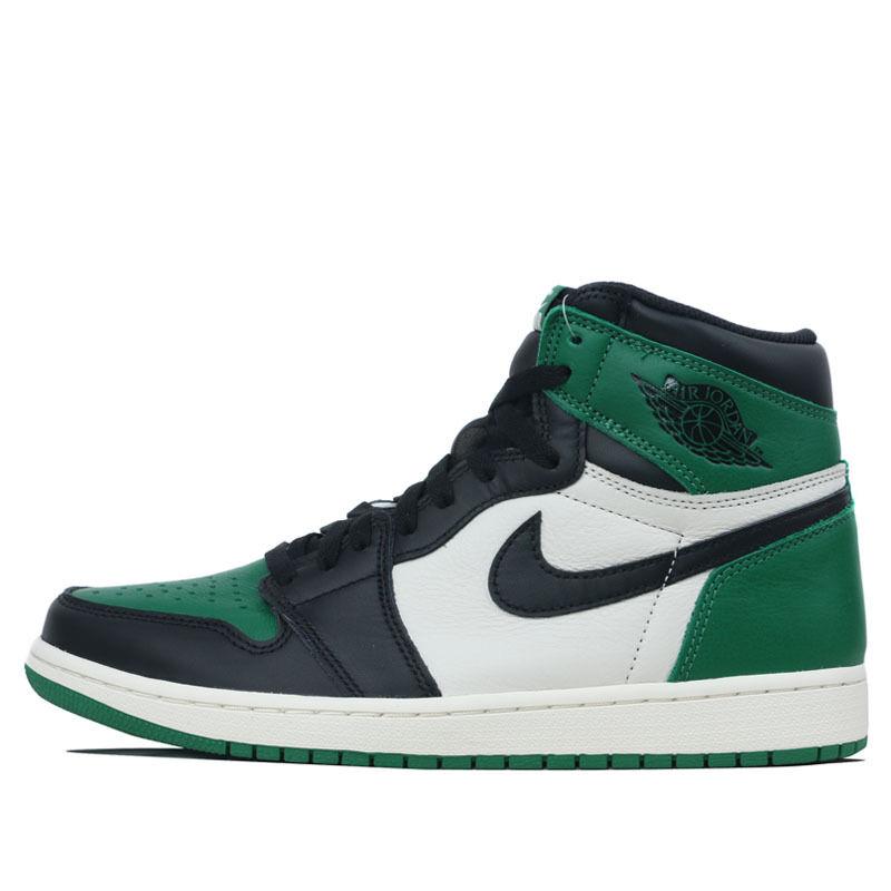 Air Jordan 1 Retro High OG Pine Green 籃球鞋/運動鞋 (555088-302) 海外預訂