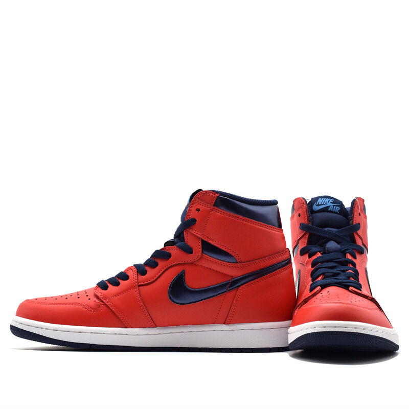 Air Jordan 1 Retro High OG David Letterman 籃球鞋/運動鞋 (555088-606) 海外預訂