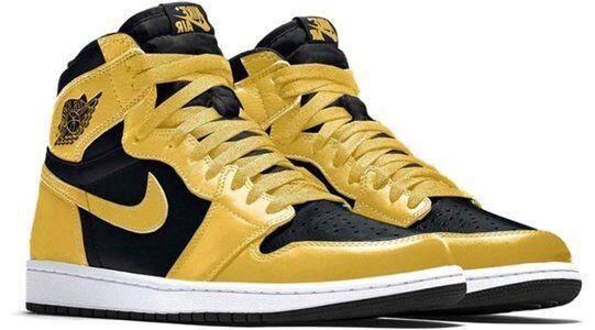 Air Jordan 1 High Retro OG 'Pollen' Pollen/Black/White 籃球鞋/運動鞋 (555088-701) 海外預訂