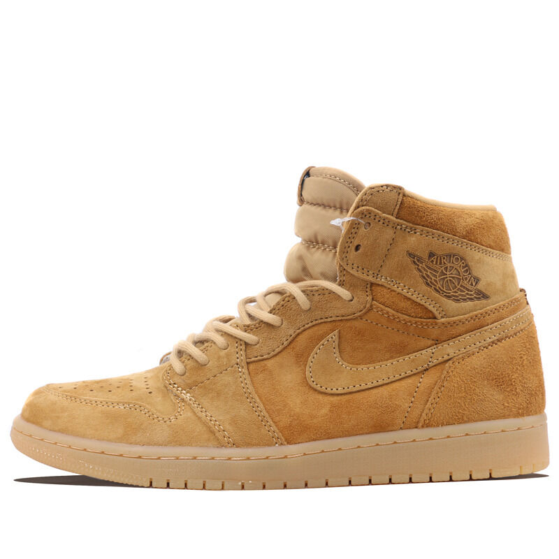 Air Jordan 1 Retro Wheat 籃球鞋/運動鞋 (555088-710) 海外預訂