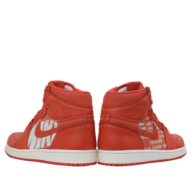 Air Jordan 1 Retro High OG Swoosh - Vintage Coral 籃球鞋/運動鞋 (555088-800) 海外預訂