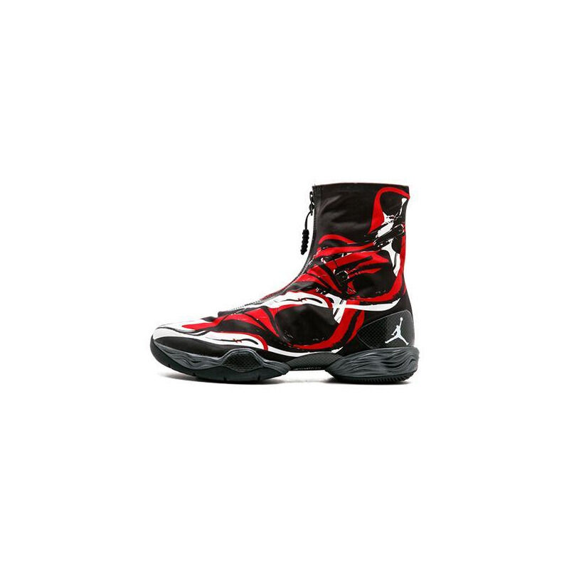 Air Jordan 28 'Oak Hill' Black/White/Gym Red/Anthracite 籃球鞋/運動鞋 (555109-011) 海外預訂