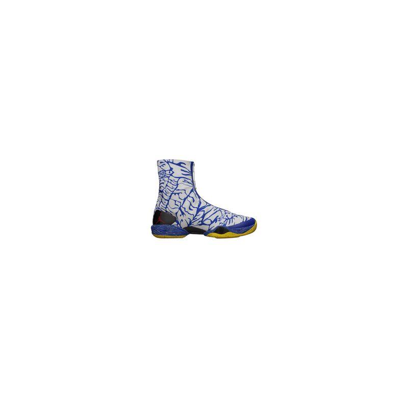 Air Jordan 28 'Do The Right Thing' White/Gym Red/Photo Blue 籃球鞋/運動鞋 (555109-106) 海外預訂
