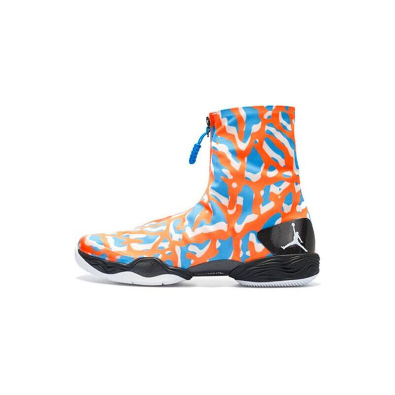 Air Jordan 28 'Westbrook OKC Away' Photo Blue/White/Black 籃球鞋/運動鞋 (555109-402) 海外預訂