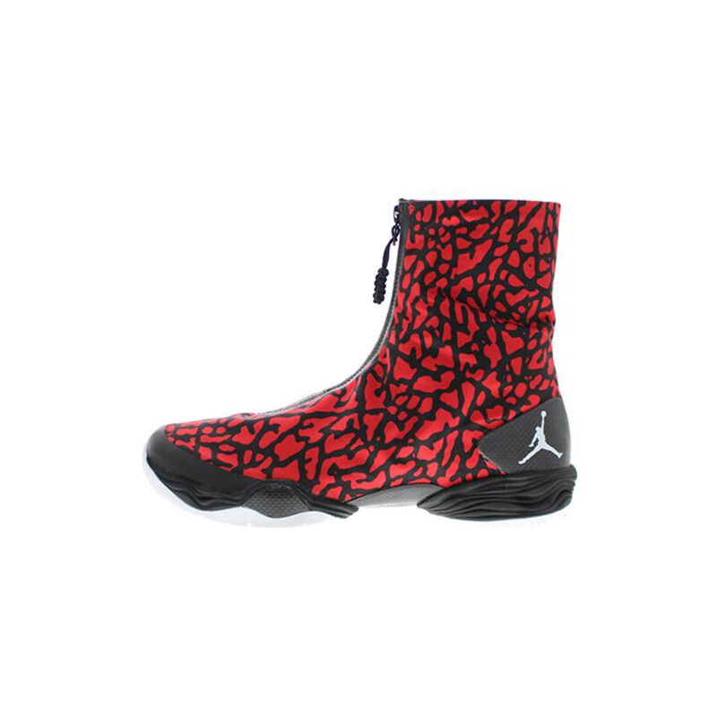 Air Jordan 28 'Red Elephant' Fire Red/White/Black 籃球鞋/運動鞋 (555109-610) 海外預訂